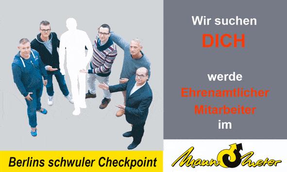 Ehrenamtler Web gross - Ehrenamtler-Infoabend