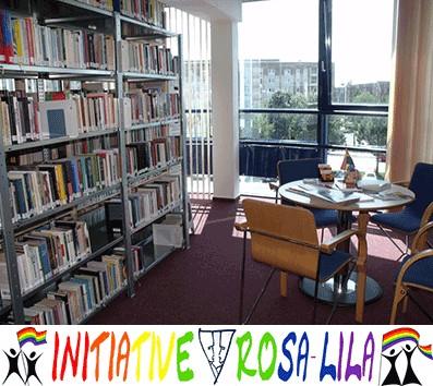 INITIATIVE ROSA LILA - Initiative Rosa-Lila Schwulen- und Lesbenberatung