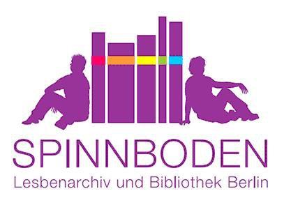 Logo gross - Spinnboden Lesbenarchiv und Bibliothek e.V.
