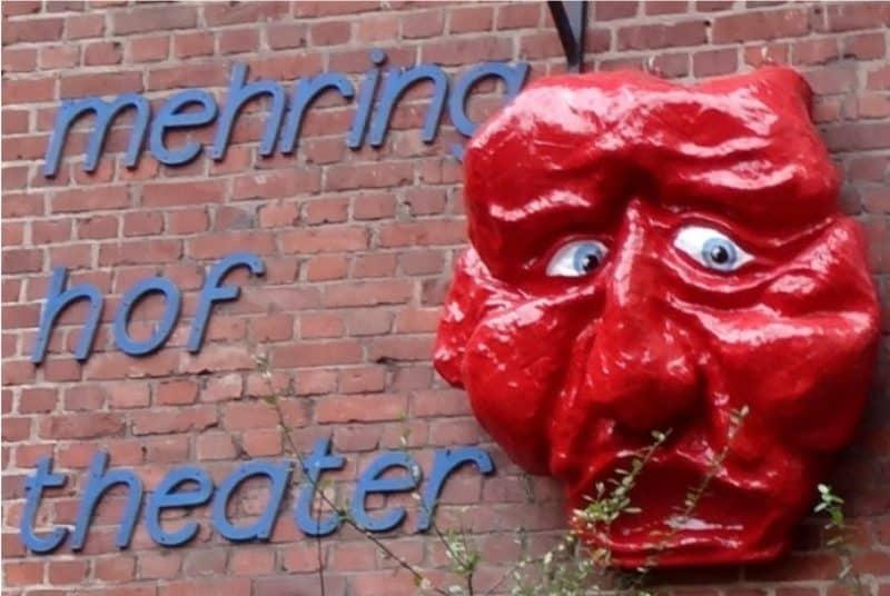 Maske 800x536 - Mehringhof - Theater / BerlinKabarett - Comedy - Kleinkunst