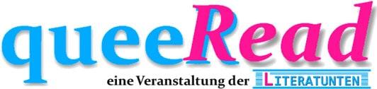 QR Banner - queeRead-Marathon zur BuchBerlin