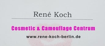 ReneKochLogo - Haircut für Mann-O-Meter