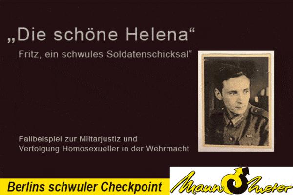 Schöne Helena 600x400 - Vortrag im Mann-O-Meter