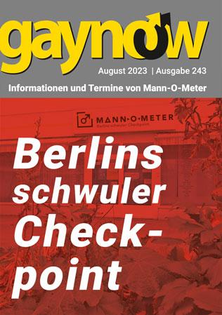 gaynow - gaynow - unser Info- und Termin-Guide